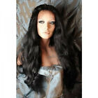 """New Long 20""""-24"""" Brazilian Big Wave Human Remy Hair Full / Front Lace Wigs"""