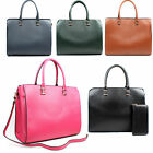 Ladies Designer Hobo Briefcase Woman Large Satchel Laptop Tote Bag Purse