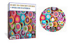 Learn to Crochet Guides Plus Over 900 patterns CD Disk For Beginner And Advanced