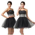 2014 Hot Witching Lady Sexy Sequins Bridesmaid Formal Evening Rockability Dress