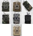 New Molle Short Radio Pouch 6 Colors--Airsoft Game
