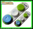 Human Gear - GoTubb - 3 Pack - One hand container Small Medium Large