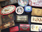 EARLY & VINTAGE COLLECTABLE TINS - Jacobs,Warner   order from drop-down menu