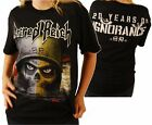 """Sacred Reich """"20 Years Of Ignorance"""" Double Sided T-Shirt - FREE SHIPPING"""