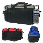large sports bag - Large Big Sports Duffel Duffle Bags Work Carry On School Gym Travel Luggage 20