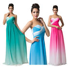 Floor Length Evening Ball Gown Homecoming Cocktail Wedding Bridesmaid Prom Dress