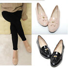 2scd0865 tessle flat slip-on enamel loafer Made in korea