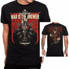 Five Finger Death Punch Shock and Raw Tour metal rock T-Shirt M L 2XL NWT