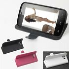 """Fashion Leather Case Cover Skin For 4"""" Cubot GT95 Smartphone LR"""