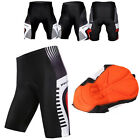 Men 3D Gel Padded Shorts Bike Bicycle Cycling Outdoor Wear Riding Tight Pants
