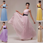 Homecoming Evening Pageant Prom Long Formal Banquet Bridesmaids Ball Gowns Dress