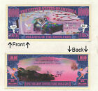 Dreaming Tooth Fairy Missing Teeth Million Novelty Note 1 5 25 50 100 500 1000