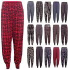 Ladies Womens Harem Trousers Pants Ali Baba Leggings Baggy Aladin Hippy Pants