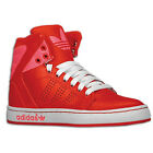 Gradeschool Adidas Original Adi-High EXT High Top Shoes Rare New Red Girls 5.5