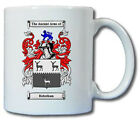 ROBOTHAM COAT OF ARMS COFFEE MUG