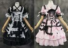 M-3107 S/M/L/XL/XXL Gothic Classic Lolita Cosplay Kleid dress costume Kostüm