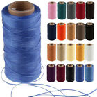 150D Leather Sewing Waxed Thread For Chisel AWL Upholstery Shoes High Quality
