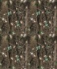 Lost Woods Tree Camouflage All-Purpose Tarp Hunting Camping