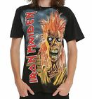 Iron Maiden First Album heavy metal rock T-Shirt L XL 2XL NWT