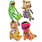 35cm Disney Muppets Soft Toy - Choose From Kermit, Piggy, Fozzie Bear or Animal!