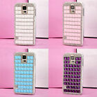Luxury Bling Crystal Diamond Clear Case Cover For Samsung Galaxy S4 IV i9500 CFZ