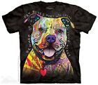 New Beware of the PIT BULLS T SHIRT  THEY WILL Steal Your Heart