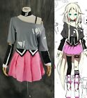 H-3003 VOCALOID IA Cosplay Kostüm costume set Kleid dress uniform nach Maß