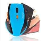 2.4GHz 6 keys Adjustable DPI Wireless Control Gaming Mouse For PC Laptop Tide