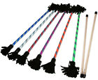 """Nirvana"" Flower Stick Set with Hand Sticks and Bag - Devil/Juggling Stick"