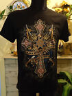 Ukrainian  Men's T-Shirt  ( Shirt ). Ukraine.  Black