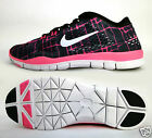Nike Free 5.0 TR Fit 4 Print Womens Running Trainers Shoes SizeUK 4-6.5