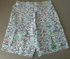 LRG Lifted Research Group White Logo Shorts Cargo NWT 36 38 40