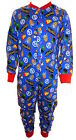 Marvel Avengers Assemble Boy's Onesie Ages 4-10 Years Available