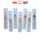 CHOICE OF QTY & 7 SIZES CANNULA VENFLON WITH INJECTION PORT & WINGS FAST CHEAP