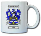 TANSLEY COAT OF ARMS COFFEE MUG
