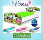 TODDLER KIDS CHILDREN WOODEN BED INCLUDING MATTRESS + FREE DELIVERY!!!