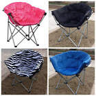Homeart Folding Comfy Chair  4 Colours Available - Brand New