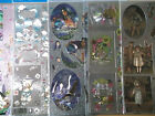 A4 Die Cut Dufex Decoupage Sheet Fairies, Baby, Wedding, Various Designs