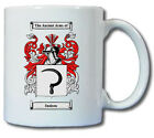 SNELSON COAT OF ARMS COFFEE MUG