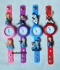 DISNEY FROZEN JIBBITZ BAND WATCH  & 2 CHARMS, BRAND NEW.IDEAL CHRISTMAS GIFT