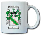 HENDY COAT OF ARMS COFFEE MUG