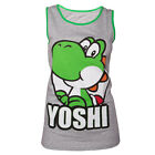 Nintendo New Super Mario Bros. Yoshi Tanktop Girlie Shirt - 3DS XL Joshi Wii U