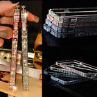 """Luxury Bling Crystal Rhinestone Metal Bumper Case Frame Cover For iPhone 6 4.7"""""""