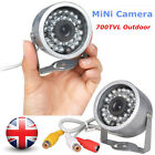Mini 1/3 CMOS Security Surveillance Video CCTV Camera SpyCAM 3.6mm Lens Audio