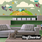 Animal Wall Kit Decal - Nursery Room Decor - AnimalWallKitID003EY