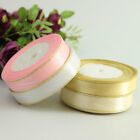 New 25 Yards Craft Satin Ribbon For Candy Box Wedding Craft Sewing Decorations