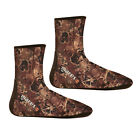 Mares Neoprene Socks Camo Brown 3 mm 06DE