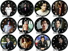 THE VAMPIRE DIARIES IAN SOMERHALDER WALL CLOCK FAN GIFT