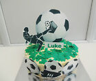 football cake toppers