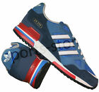 ADIDAS ORIGINALS MENS ZX 750 BLUE RUNNING TRAINERS SHOES UK SIZE 7 8 9 10 11 12